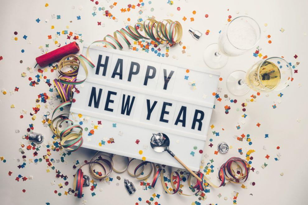 新年 の 挨拶 文 英語